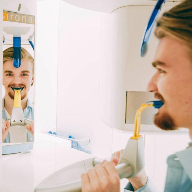 Digitales Röntgen/DVT in Laupheim ist sicherer und schonender als andere Röntgenverfahren.